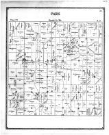 Paris Township, Racine and Kenosha Counties 1899